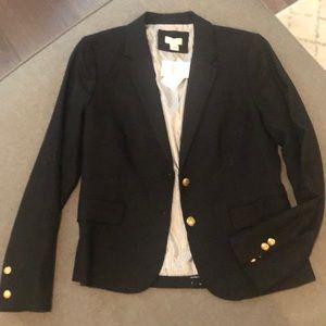 Black JCrew blazer